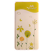 3D Pattern Silica Gel Soft Back Case for  iPhone6