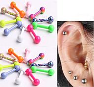 Mujer Ear Piercing Acero inoxidable Joyas,1pc