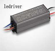 ledriver High Power Factor 13-20*1 W Waterproof 20-36 V 0.6 A LED Power Source AC85-265 V