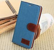 conception spéciale couleur unie cas textile silicone corps entier pour Samsung Note 3 (couleurs assorties)