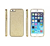 Special Design Solid Color Diamond Look Polycarbonate Metal for iPhone 6