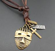 Facebook Fashion Folk Style Pendant Necklace