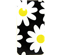 Flower Pattern TPU Soft Case for WIKO GOA