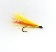 Mosche / Esca Mosche 0.19g g / <1/18 Oncia mm pollice 12pcs pc Pesca a mosca