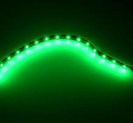 [10PCS/Lot]5W 30CM 15xSMD3528 Red/Green/Blue LED Light Strip DIY LED Auto Lamp(DC12V)