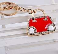 Key Chain With Drill Bag Creative Key Chain