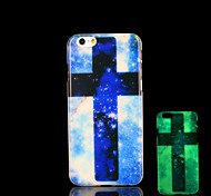 Aztec Pattern Glow in the Dark Case for iPhone 6 Cover
