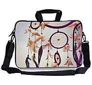 "Elonbo Dreamcatchers Carrying Handle & Removable Shoulder Strap Laptop Bag for 13"" Macboob pro HP"