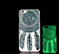 Dreamcatcher Pattern Glow in the Dark Case for iPhone 6 Cover