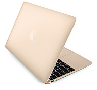 MOENCASE Solid Color PC Full Body Case for MacBook 12''