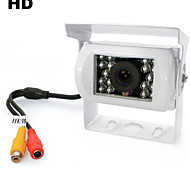 Rear View Camera - Sensor CCD 1/4 - 170° - 420 Linhas TV