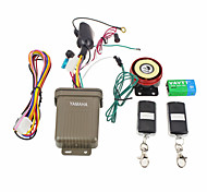 Motorcycle Motorbike Anti-theft Remote Control Alarm System Safety