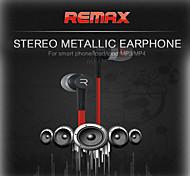 REMAX® Stylish Headset Headphone Wire for iPhone 6/6plus/5/5S/4/4S SAMSUNG HTC LG Sony Ipad