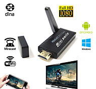 Новейшая a9 M806 TV Stick Miracast DLNA vsmart Miracast Chromecast ipush TV Stick для Android-коммуникатор