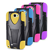 1pcs High Impact Silicone Rubber Silica gel Case Cover For Samsung Galaxy Note2 N71000 Hot