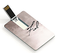 4GB Feel Design Card USB Flash Drive