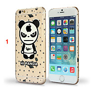 Full-body 3M HD Vivid Picture Skin Protector Sticker for iPhone 6(Assorted Colors)