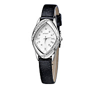 Charming diamond shape lady's crystal watches DC-51076