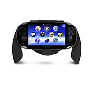 Lightweight Smooth Rubberized Coating Hand Grip for PS Vita