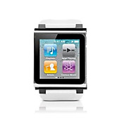 design coloré montre bracelet pour iPod Nano 6