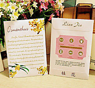 Multifunktions-natürliche Blumen Mottenschutz (gelegentliche Farbe)