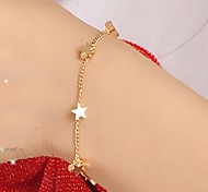 Hollywood Star Club Fashion The Sell Like Hot Cakes Gold-Plated Bracelet(Multi-Color) Christmas Gifts
