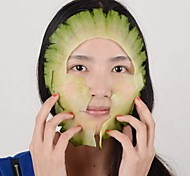 Creative Beauty Cucumber Mask Slicer(Random Color)