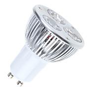 Faretti 3 LED ad alta intesità Bestlighting MR16 GU10 3 W Intensità regolabile 250-300 LM Bianco caldo / Luce fredda 1 pezzo AC 220-240 V