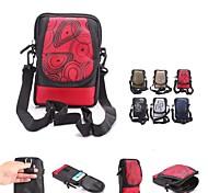 mini sport all'aperto sacchetti sacchetto di alpinismo per htc uno M9 altri 6,3 centimetri sotto il telefono (colori assortiti)