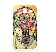 a pintura caso tpu coletor ideal para Samsung Galaxy bolso 2 G110