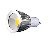 Bestlighting Lâmpadas de Foco de LED Regulável GU10 7W 600 LM K Branco Quente / Branco Frio / Branco Natural 1 COB 1 pç AC 220-240 V MR16