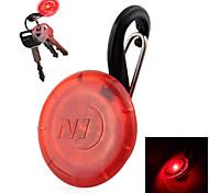 NITE IZE Portable Creative LED Lit Clip (Red)