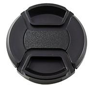 mengs® 58mm de resorte de la tapa de la lente con la cadena / correa para nikon canon y sony