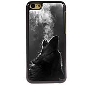 Wolf Howel Design Aluminum Hard Case for iPhone 5C