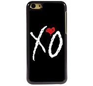 X.O Design Aluminum Hard Case for iPhone 5C