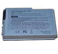 Batteria del computer portatile 5200mAh per Dell Inspiron 500m 510m 600m Dell Latitude D500 D505 D510 D520 D530 D600 D610