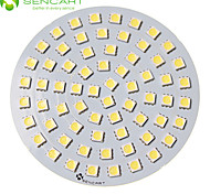 sencart 12w x 66 5050smd led 950-1050lm ha condotto le luci del soffitto per LED LED accessori da incasso DC12v