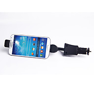 Mobile Phone Car Charger 5V 1.5A  360-Degree Rotating Micro USB Connector Interface