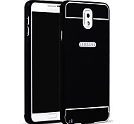 Metal Frame with Plastic Back Cases for Samsung Galaxy Note 3 (Assorted Colors)