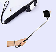 Cwxuan™ Extendable Handheld Self-timer Lever Clip Holder with Mirror for iPhone 5/5S/6 /6plus and Android Smart Phones