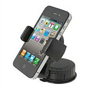 360 Degree Rotating Circular Disk Mini Mobile Phone Holder