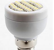 3W E14 Focos LED 24 SMD 3528 600 lm Blanco Cálido / Blanco Fresco AC 100-240 V 1 pieza