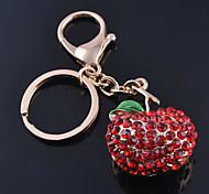 porte-clé pomme