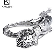 Kalen Men's Jewelry Stainless Steel Animal Design Jewelry Viking Bracelet