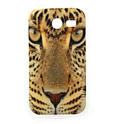 Leopard Painting TPU Case for Samsung Galaxy Pocket 2 G110