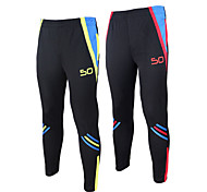 Arsuxeo Men's Sports Pants For Football Soccer Running Cycling Training Fitness