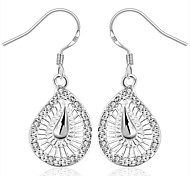 Women's Gorgeous Noble 925 Silver Plated Earrings