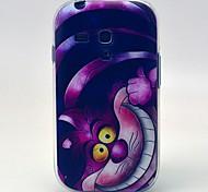 Typ Muster weiche Tasche für Samsung-Galaxie S3 i8190 Mini