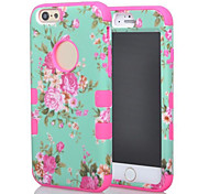 Orchid PC Back Cover for iPhone 6 Plus (Assorted Colors)