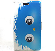 For Samsung Galaxy A3 Lovely Compatible Graphic PU Leather Full Body Cases/Cases with Stand